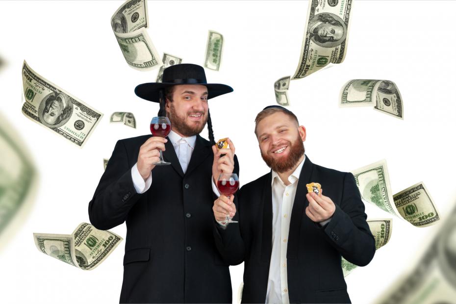 rich jews